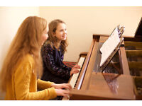 Beginner piano & vocal lessons for all ages & abilities/ Trials only £10/ discounts for children