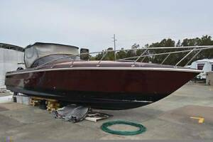 CABRIOLET ROYALE 34' LUXURY SPORTSCRUISER (Project Boat) Black Head Greater Taree Area Preview
