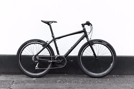 CANNONDALE BAD BOY (NEW PARTS) 56 FRAME SIZE FRESH CONDITION