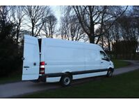 We move anything to anywhere at any time, large or small, House or Flat Removal Service man with van