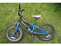 "Specialized (Isla or Frog type) 14"" lightweight 3 or 4 yo child's bike"