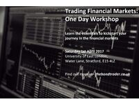 Trading Financial Markets: One Day Workshop