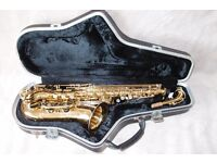 Keilwerth SX90 alto saxophone - AS NEW. Buffet Expression