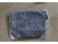 Toiletry Bags New and Sealed