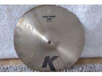 "Zildjian K 15"" Dark Crash Thin"