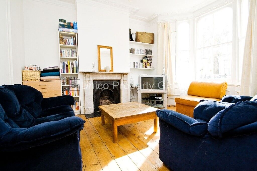 Available July Large 4 Bed Bedroom House 10mins Walk From Mile End Stn