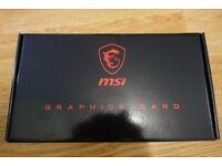 MSI GTX 1060 6GB ARMOR EDITION OC NEW (STILL AVAILIABLE)