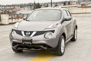 2015 Nissan Juke LANGLEY LOCATION Only 11900km!!