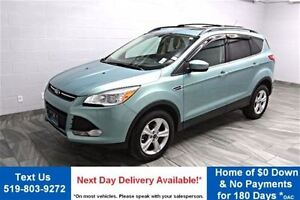 2013 Ford Escape SE NAVIGATION! PANORAMIC ROOF! HEATED SEATS! AL