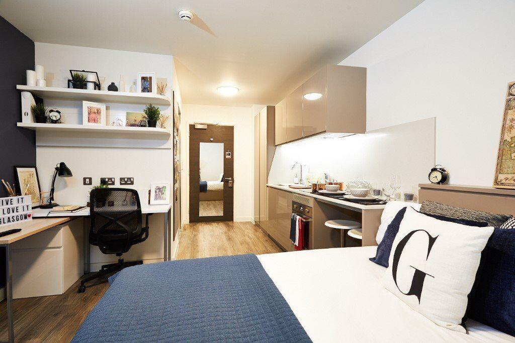 replacement tenant for fountainbridge studio flat vita. Black Bedroom Furniture Sets. Home Design Ideas