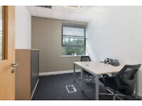 Your private office 1-2 desk to rent at Warrington, Cinnamon Park