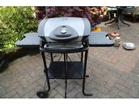George Foreman Indoor/ outdoor grill / BBQ and stand