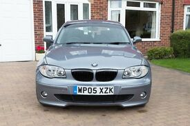BMW 1 Series SE 120d, Low mileage!