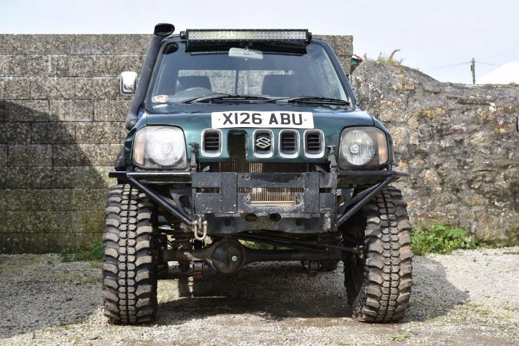suzuki jimny off roader 4x4 off road in camborne cornwall gumtree. Black Bedroom Furniture Sets. Home Design Ideas