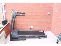 JLL S300 treadmill, 20 Auto incline, 4.5HP motor, 16 km/h max