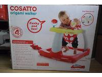 Cosatto Origami Baby Walker
