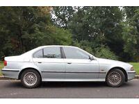 BMW 520i swap?