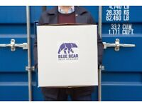 Simple and cost effective self storage - Blue Bear Container Self Storage