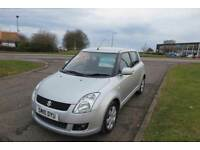 SUZUKI SWIFT 1.3 SZ4,21010,Alloys,Air Con,Full Suzuki History,Spotless Condition,Drives Superb