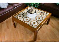 Beautiful mid-century modern teak coffee table by G-Plan