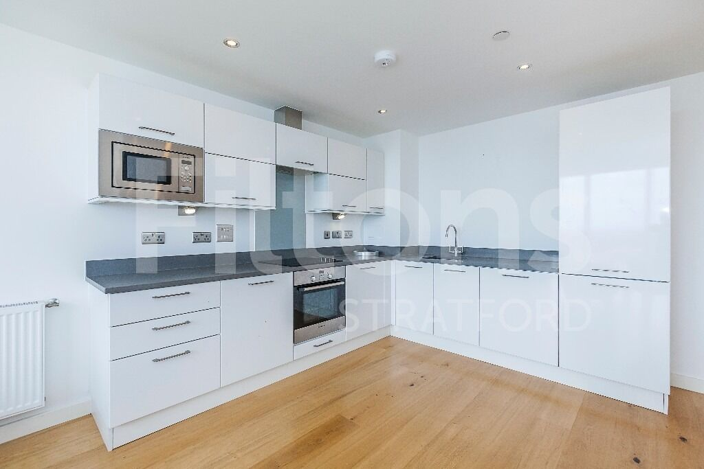 One Bed Flat to Rent in Stratford Halo Tower - E15 - Onsite Gym + Concierge + Tesco Express