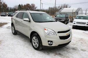 2013 Chevrolet Equinox 1LT AWD Factory Remote start, Heated Seat