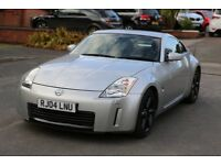 NISSAN 350Z GT-SALE-FULL SERVICE HISTORY-12 MONTHS MOT-NEW TYRES-NEW BATTERY-BARGAIN
