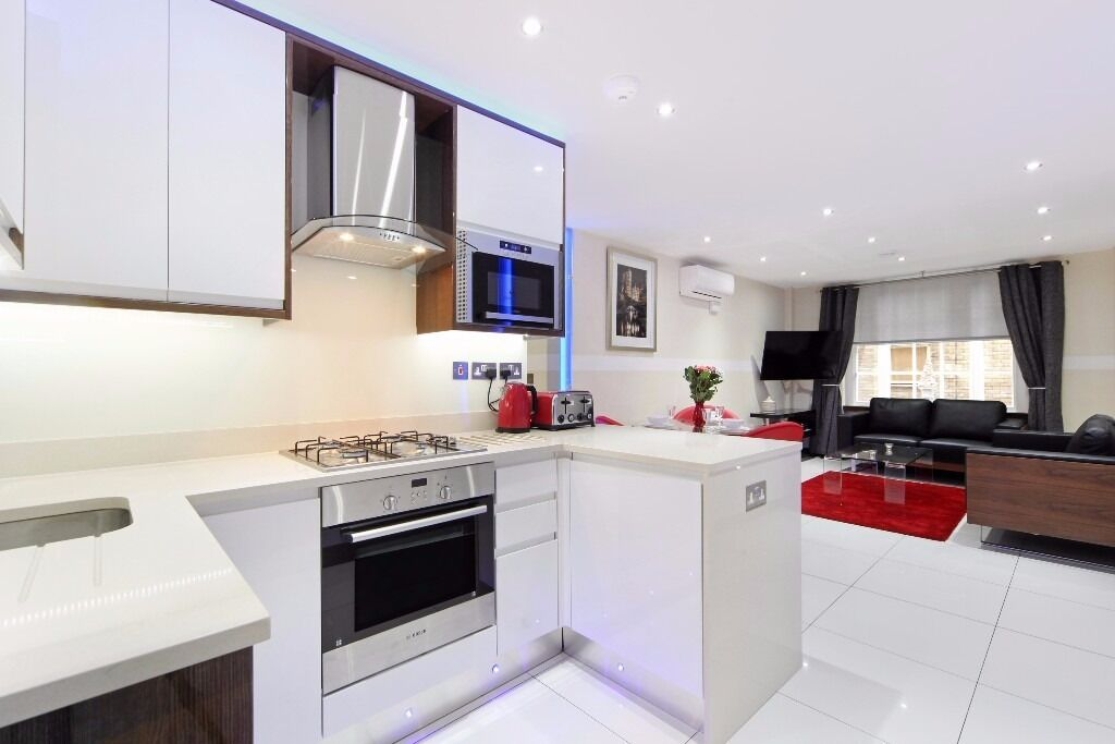 !!!LUXRY 2 BED IN HEART OF CENTRAL LONDON, SECONDS AWAY FROM HYDE PARK AND SELFRIDGES LONDON!!!