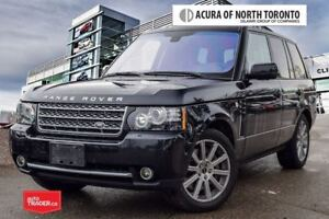 2012 Land Rover Range Rover HSE Accident Free Navigation