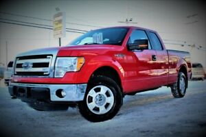 2014 Ford F-150 XLT SUPERCAB 4X4 V8 5,0 L
