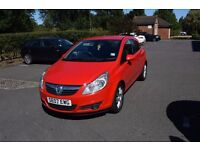 Vauxhall Corsa 1.2 3DR design / Low Mileage, Good Conditions, Interior Excellent