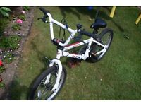 childs bmx bicycle