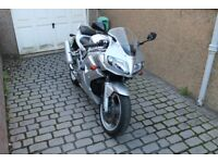 Suzuki SV1000s SK3 Great Condition, low milage, 4 owners, 28K miles new mot Metzlers heated grips