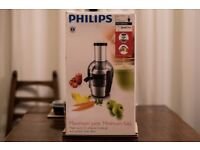 PHILIPS JUICER - £40 ONLY! BRAND NEW!