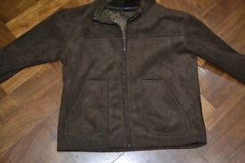 Boys Suede Jacket Age 6 years