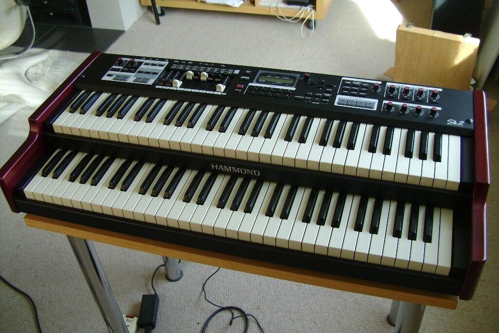 100 Hammond Xk2 Yasminroohi