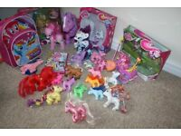 My Little Pony plus other