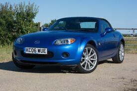 Mazda MX5 - 2006 - 2.0 litre, Mk3, Low Mileage, Full Service History
