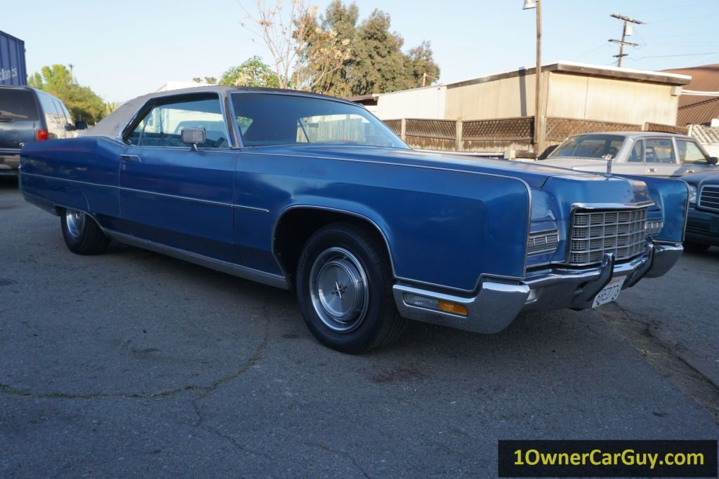 72 Lincoln Continental Town Car Luxury Coupe 460 Big Block Classic
