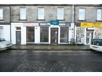 Class 1 , shop, newly painted , available now ,Kincardine, fife,price drop ,may sell