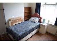 Double room in Tooting Bec. Available now