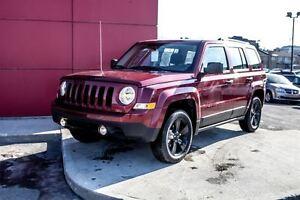 2015 Jeep Patriot ALTITUDE 4X4 NEUF
