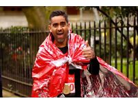 Virgin Money London Marathon 2017: Run for Spinal Research!