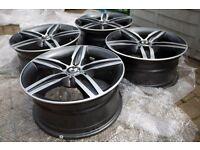 BMW 379 Alloys 5 Spoke 17 Inch