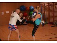 K1 Kickboxing class in Horsham