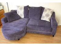 DFS fabric sofa