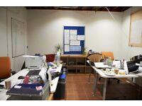 Studio, Workshop of Office in City-Centre Creative Work Space   £300/Month w/ Super Internet