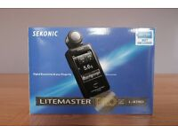 Sekonic Litemaster Pro L478D