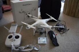 DJI Phantom 3 Advanced Drone with Accessories