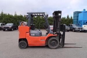 Toyota 7FGCU55--BCS Forklift